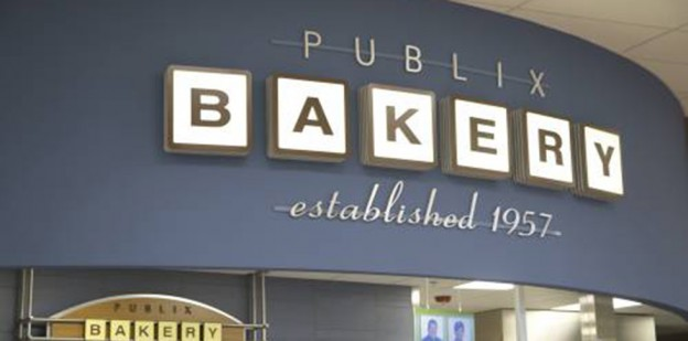 Publix Bakery established 1957