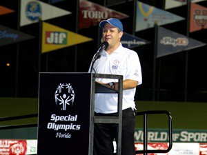 Special Olympics Florida Summer Games 2015, Jonathan Doring, Platinum Award
