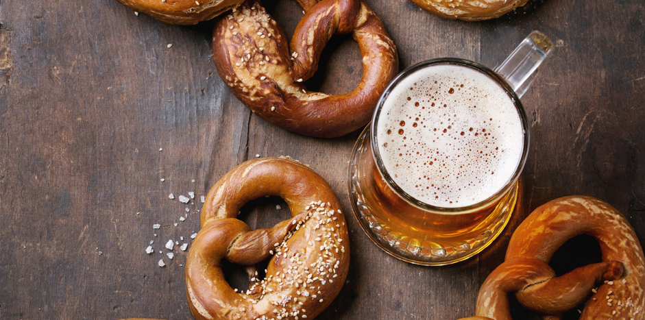 The Perfect Pretzels to Pair With Your Favorite Beer