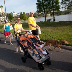 March of Dimes; 2013 Walk; Lakeland; Florida; Charity