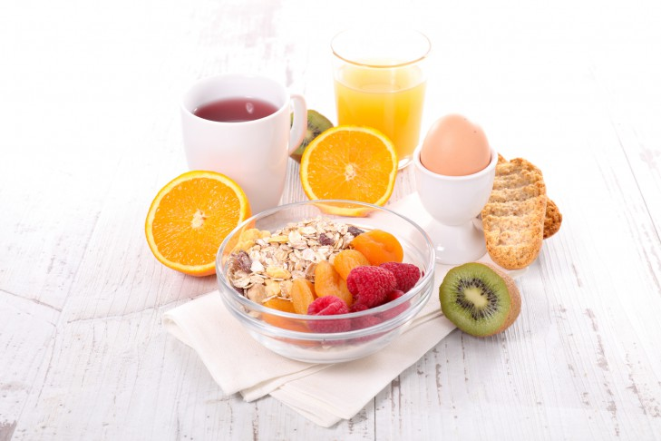Building a Balanced and Quick Breakfast