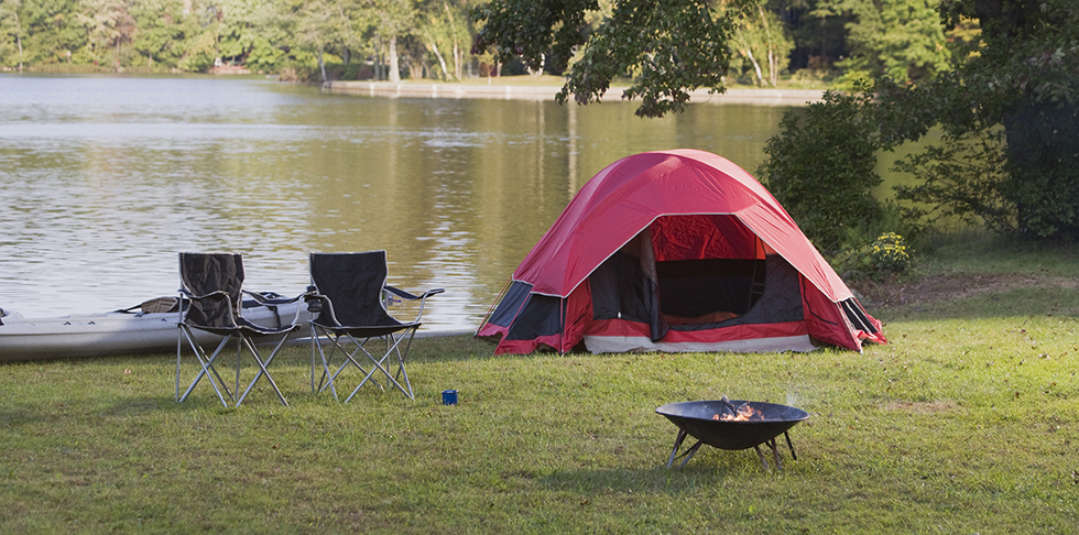 Sustainable Camping Made Easy