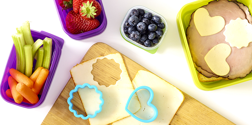 Summertime Lunch Ideas for Kids