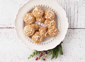 Figgy Almond Cookies
