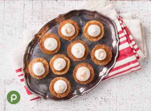 White Chocolate Caramel Cookie Cups