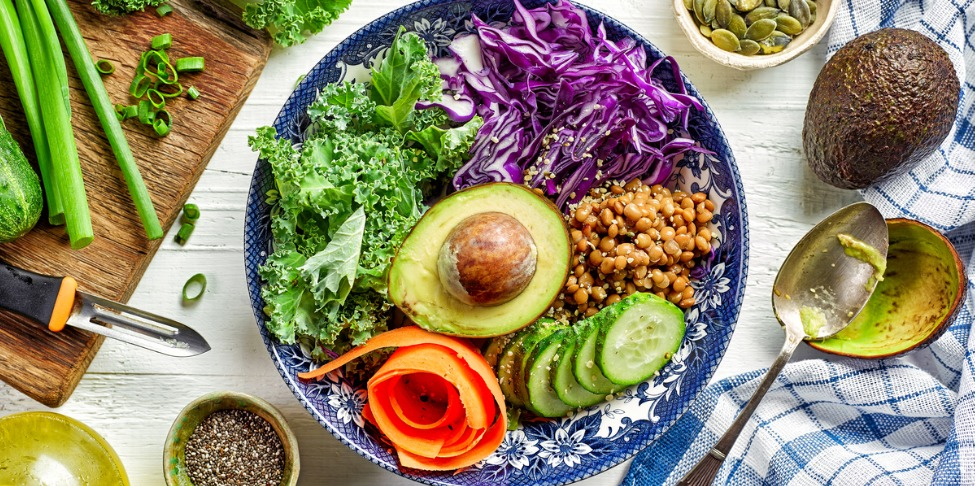 30 Day Plant-Based Diet Experience