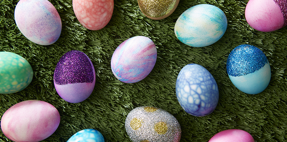 These Easter Eggs Are All They're Cracked Up To Be