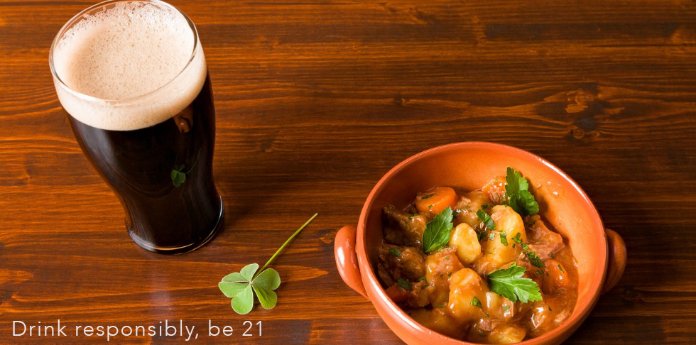 Plan the Perfect St. Patrick's Day-Inspired Dinner