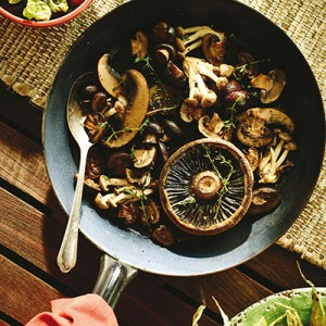 04_CC_Mushroom_Wild Mushrooms with Thyme Butter
