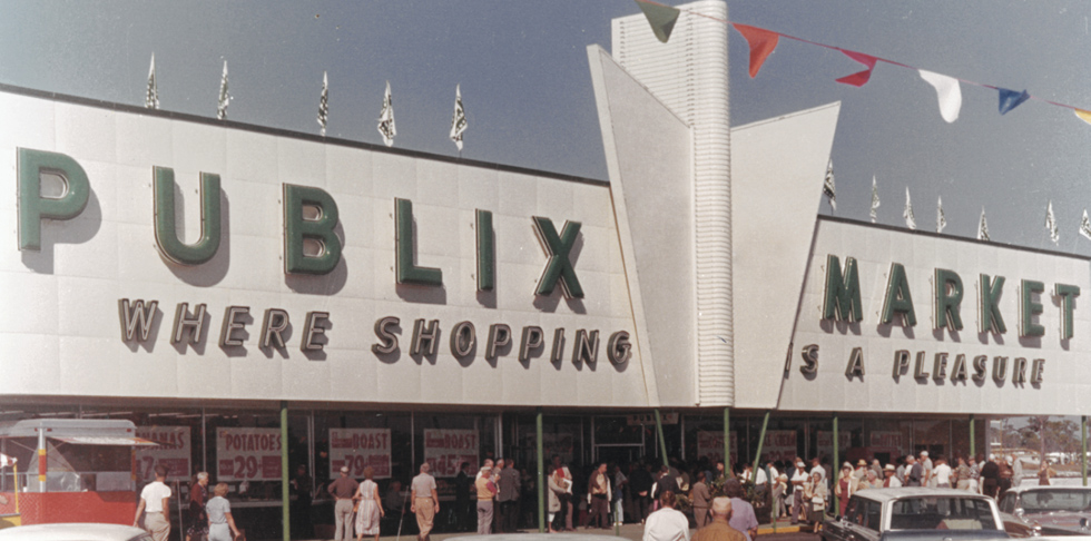 Step Back in Time: Publix in the 1960's