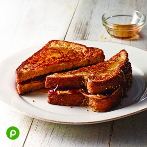 PBJ French Toast