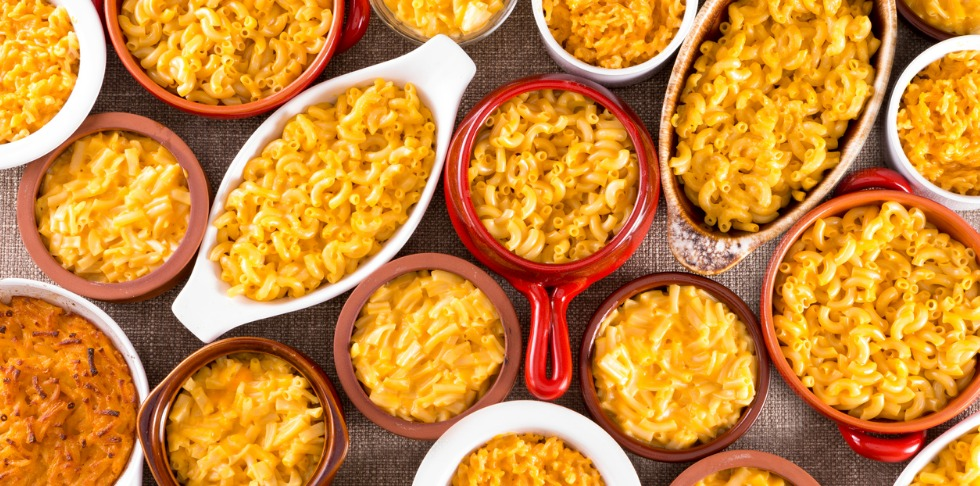 The Cheesiest Recipes You'll Want to Try