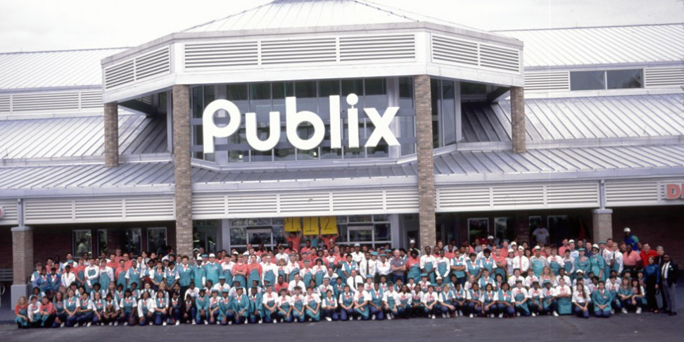 Back in Time: Publix in the 1990s