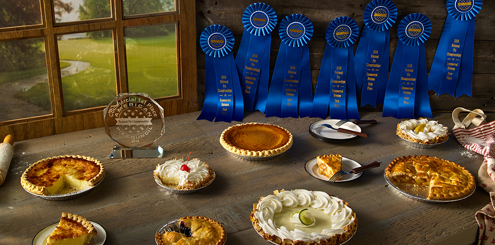 Publix's Award-Winning Pies