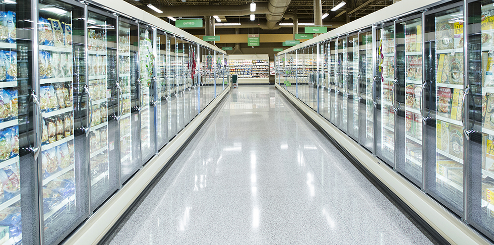 Using CO2 to Make Our Stores More Sustainable