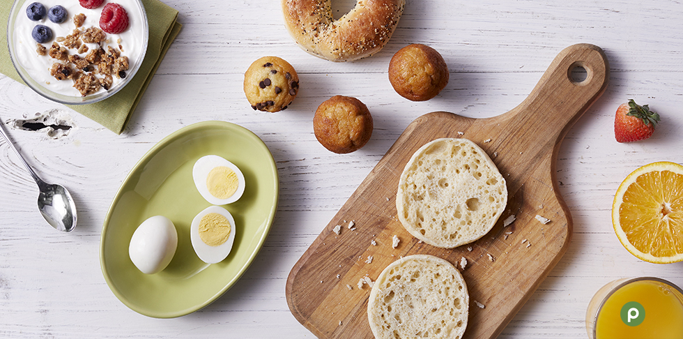 Try Our GreenWise Bakery Items