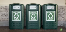 Publix Recycling Bins