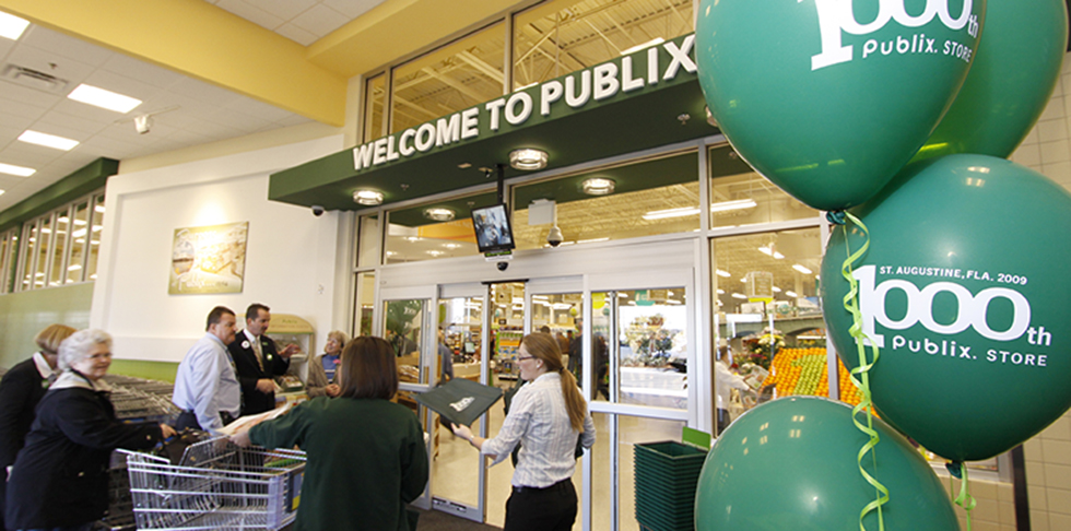 Back in Time: Publix in the 2000s