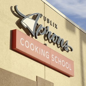 Aprons Cooking School
