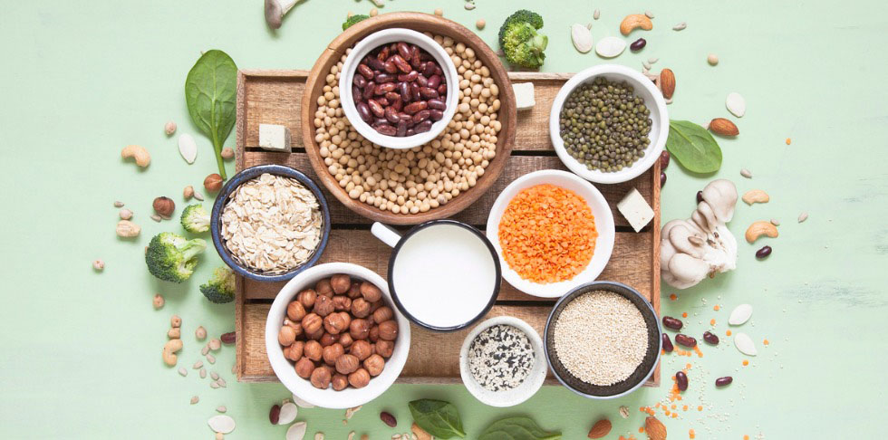 14 Meatless Proteins You Should Be Eating