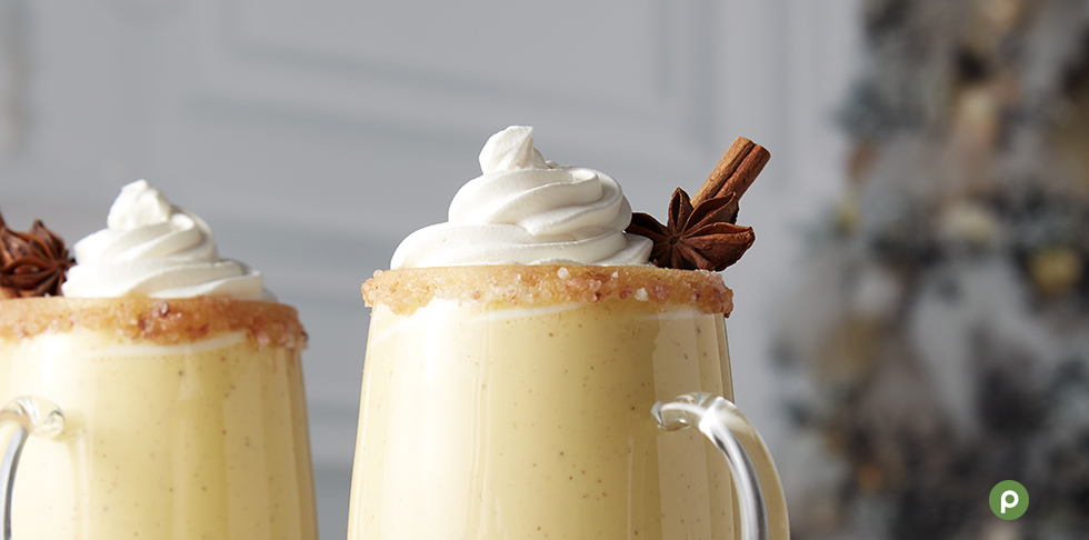 Eggciting News About Our Eggnog
