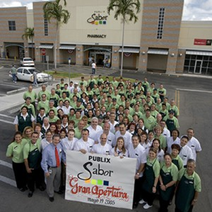 Publix Sabor Grand Opening