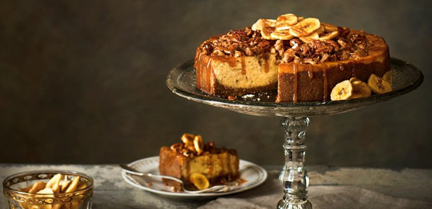 Banana Foster Cheesecake_Featured