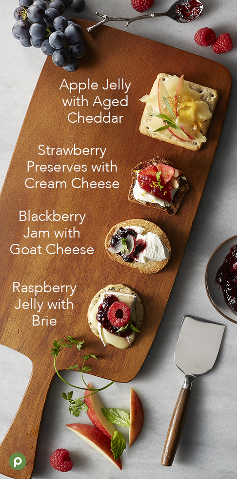 Jam and Jelly Pairings
