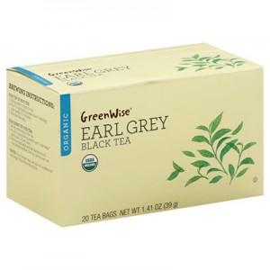 GreenWise Earl Grey Tea