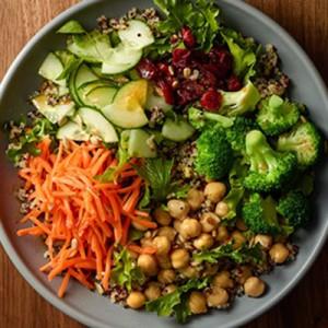 The Quintessential Quinoa Bowl