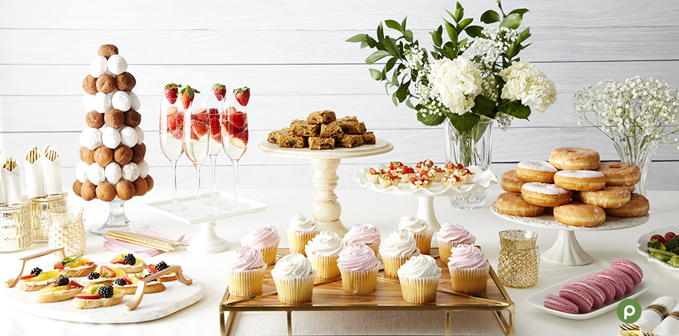 8 Tasty Recipes for Hosting the Perfect Bridal Shower