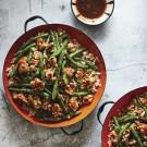 Asian-Turkey-and-Green-Bean-Saute