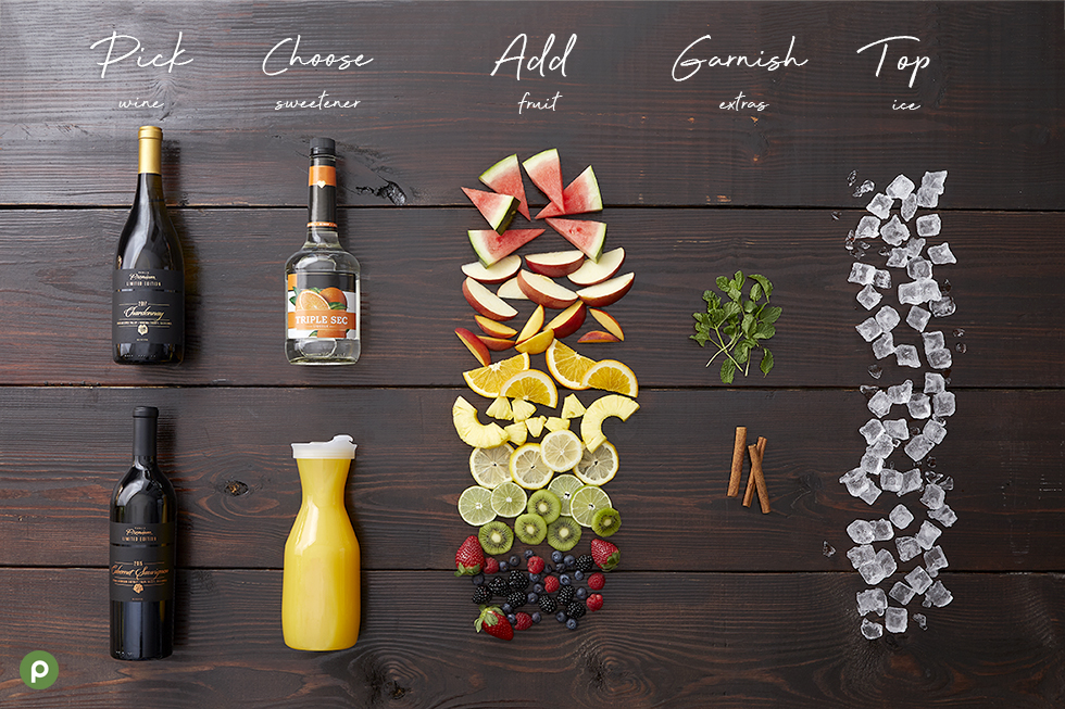Make Your Own Sangria