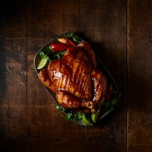 Oven Roasted Sriracha Hoisin Chicken
