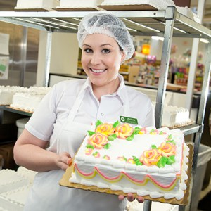 Publix Cake Decorator
