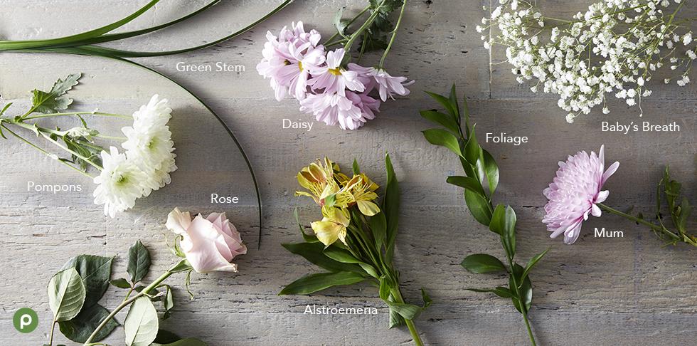 Short Floral Arrangement (2)