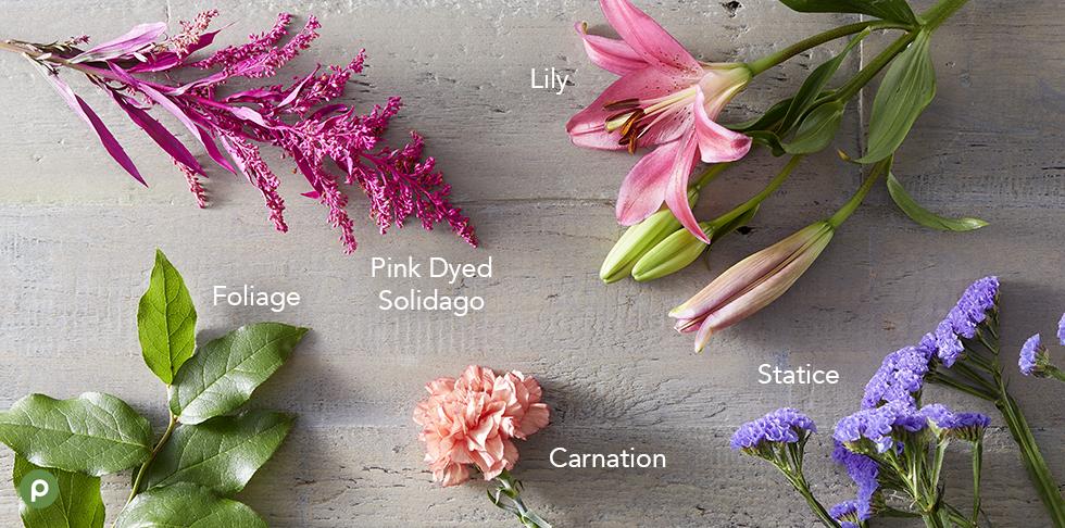 Tall Floral Arrangement (2)