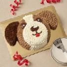 Puppy Pull Apart Cake