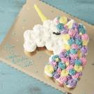Unicorn Pull Apart Cake