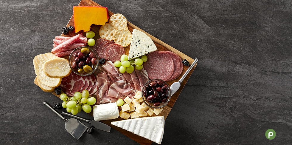 Make Your Own Charcuterie Board