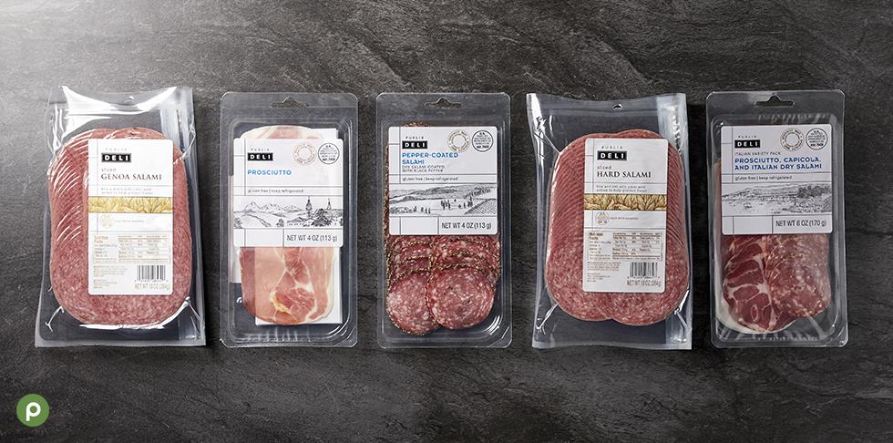 Publix Deli Packaged Meat