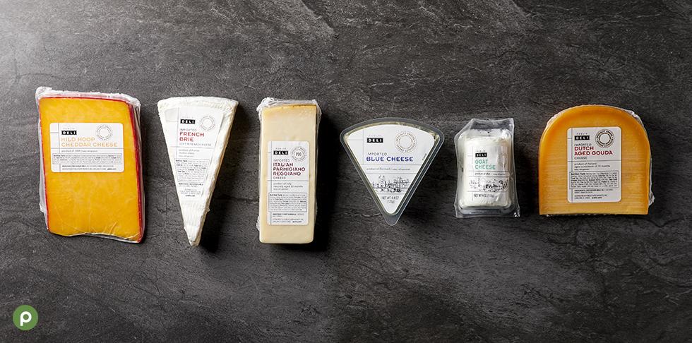 Publix Deli Specialty Cheese