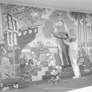 Publix Historical Mural1