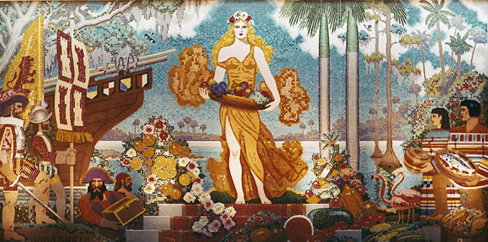 The History Behind Publix Murals