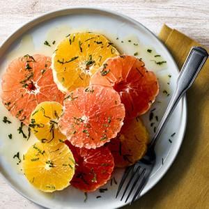 Sunny Orange Salad