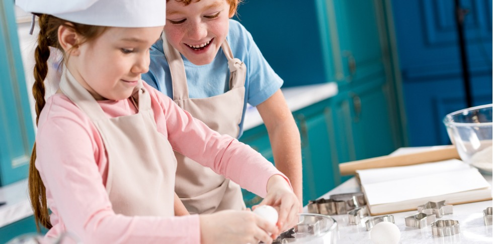 June Aprons Cooking School: For Kids!
