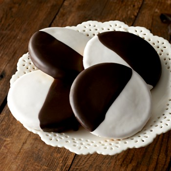 Black and White Cookies