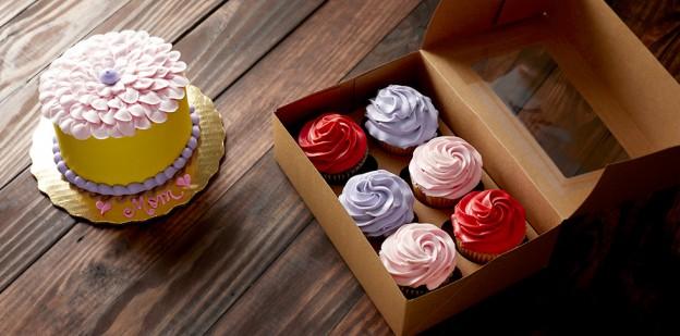 CupcakesMiniCake