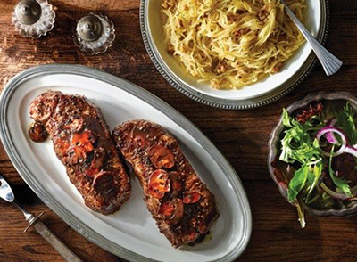 FathersDay-Seared-Steaks-with-Mushroom