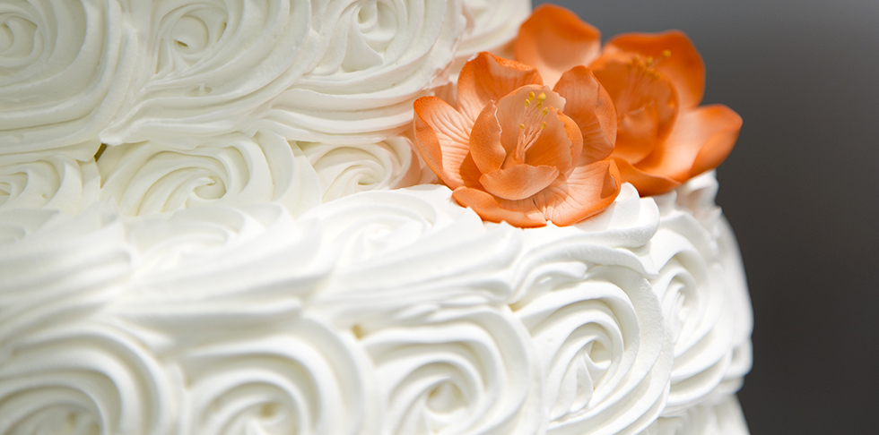 Beautiful and Delicious Wedding Cakes